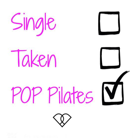 POP Pilates Post