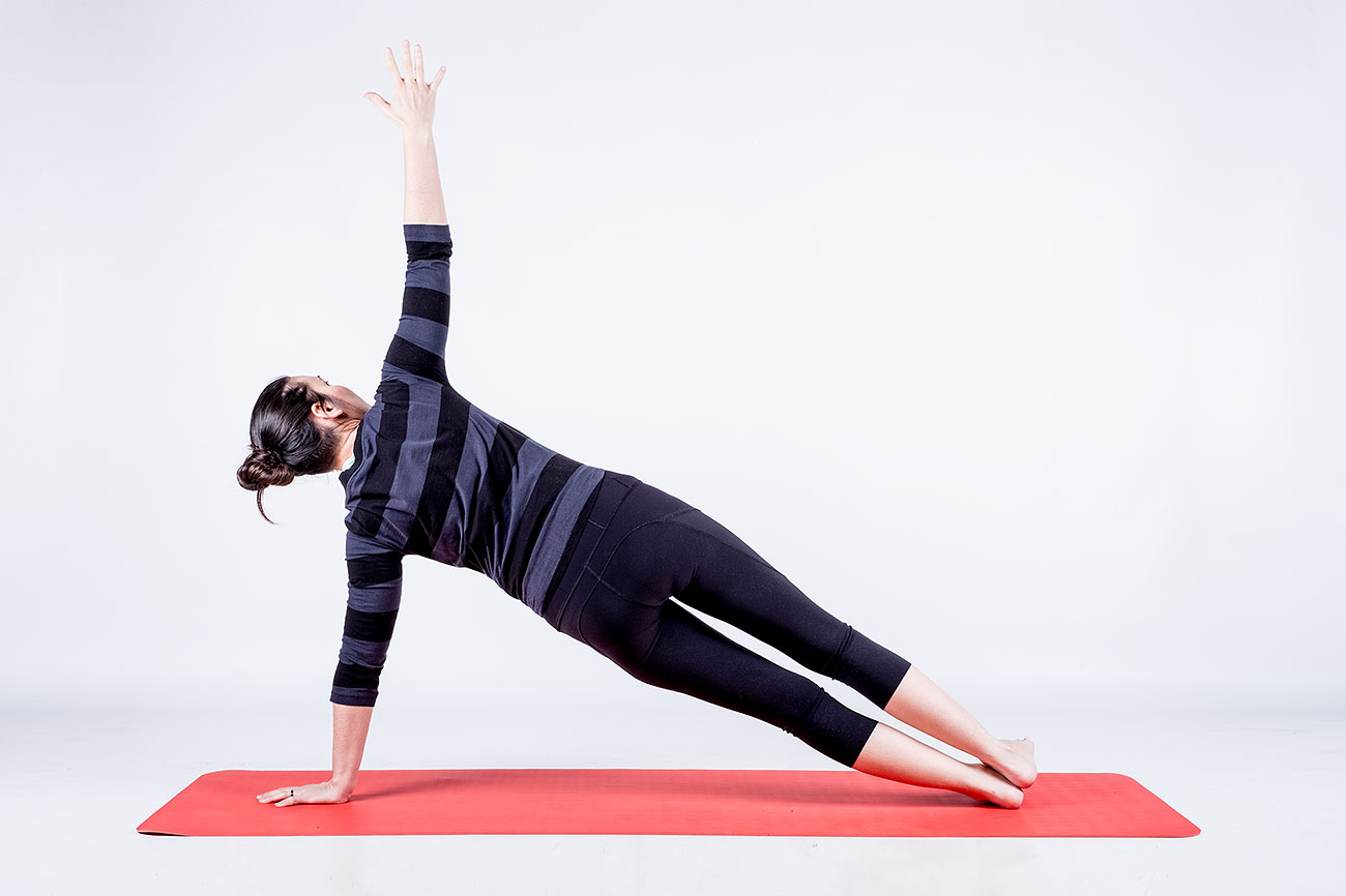Side Plank links
